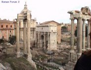 Louis M. Tozzi Consultants is not in the Roman Forum